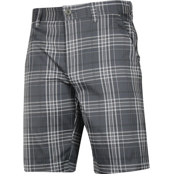 Under Armour UA Forged Plaid 3.5 Shorts Flat Front Apparel