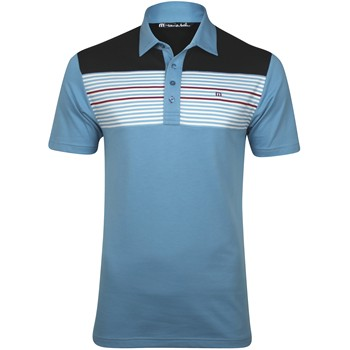 Travis Mathew Fletch Shirt Polo Short Sleeve Apparel
