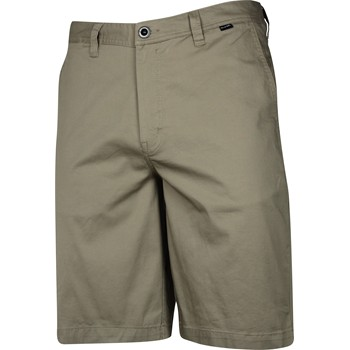 Travis Mathew Grounds Shorts Flat Front Apparel