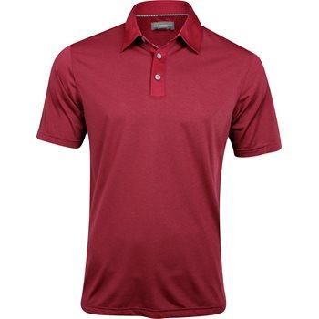 Ashworth EZ-TEC2 Performance EZ-SOF Microstripe Shirt Polo Short Sleeve Apparel