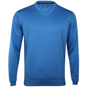 Ashworth Pima Sweater V-Neck Apparel
