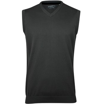 Ashworth Pima V-neck Sweater Vest Apparel
