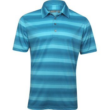 Ashworth EZ-TEC2 Performance Double Knit Shirt Polo Short Sleeve Apparel