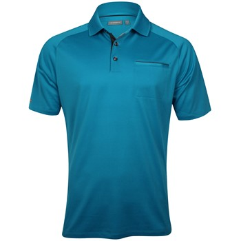 Ashworth EZ-TEC2 Performance EZ-SOF Pocket Shirt Polo Short Sleeve Apparel