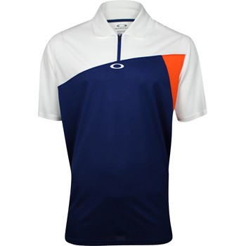 Oakley Block It Shirt Polo Short Sleeve Apparel