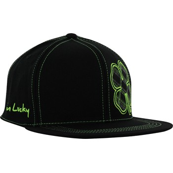 Black Clover Flat Lucky #7 Headwear Cap Apparel