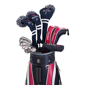 Cleveland Bloom Max Navy Club Set Preowned Golf Club