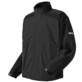 FootJoy DryJoys FJ HydroLite Zip-Off Sleeve Rainwear Rain Jacket Apparel