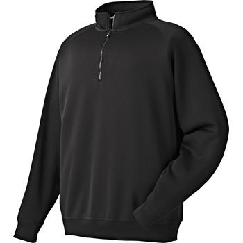 FootJoy Flat Back Rib Half-Zip Outerwear Pullover Apparel