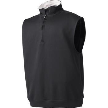 FootJoy Flat Back Rib Half-Zip Pullover Outerwear Vest Apparel