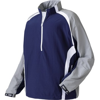 FootJoy Sport Long Sleeve Half-Zip Outerwear Wind Jacket Apparel