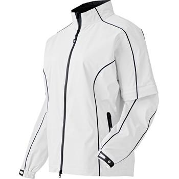 FootJoy DryJoys FJ Performance Zip-Off Sleeves Rainwear Rain Jacket Apparel