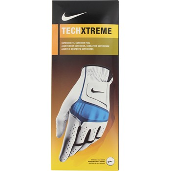 Nike Tech Xtreme Blue Golf Glove Gloves