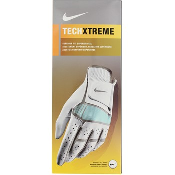 Nike Tech Extreme Taupe Golf Glove Gloves