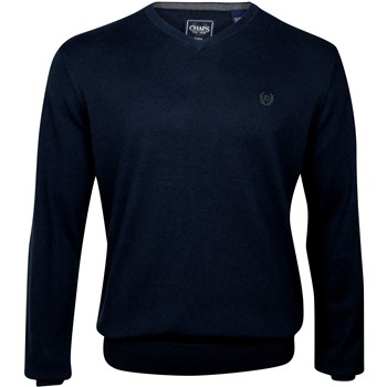 Chaps Classic Cotton/Cashmere Sweater V-Neck Apparel