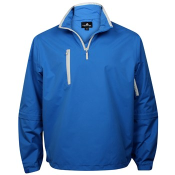 Weather Company Microfiber ¼ Zip Windshirt Outerwear Pullover Apparel