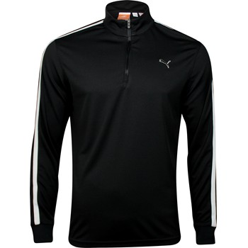 Puma Golf Longsleeve 1/4 Zip Outerwear Pullover Apparel