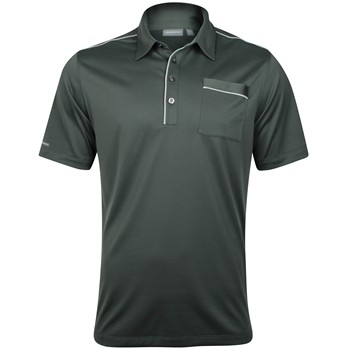 Ashworth EZ-TEC2 Performance EZ-SOF Perfect Pocket Shirt Polo Short Sleeve Apparel