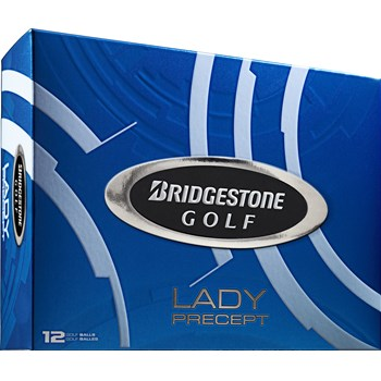 Bridgestone Lady Precept Golf Ball Balls