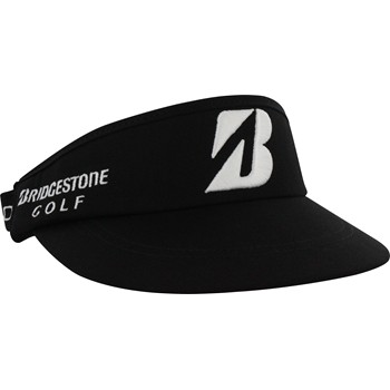 Bridgestone Snedeker Collection Tour High Crown Headwear Visor Apparel