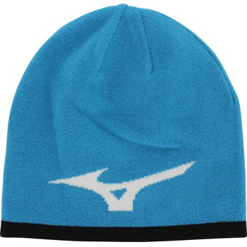 Mizuno 360 Reversible Beanie Headwear Knit Hat Apparel