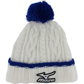 Mizuno Cable Knit Bobble Headwear Knit Hat Apparel