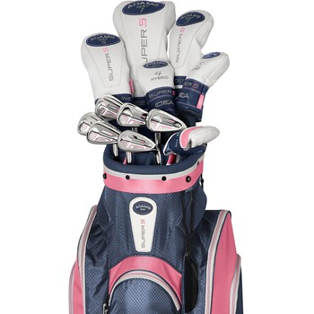 Adams Idea Super S Pink Club Set Golf Club