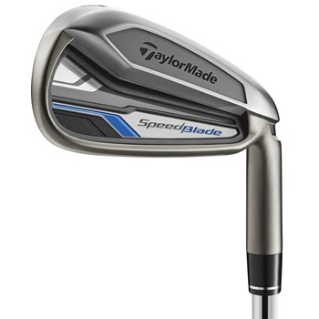 TaylorMade SpeedBlade Iron Set Preowned Golf Club