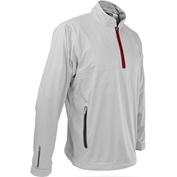Sun Mountain RainFlex Long-Sleeve Half-Zip Outerwear Pullover Apparel