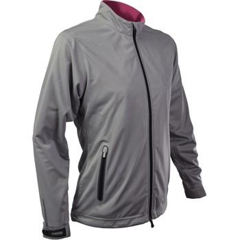 Sun Mountain RainFlex Waterproof Full-Zip Rainwear Rain Jacket Apparel