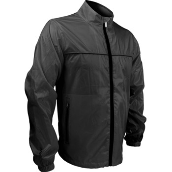 Sun Mountain Provisional Waterproof Full-Zip Rainwear Rain Jacket Apparel