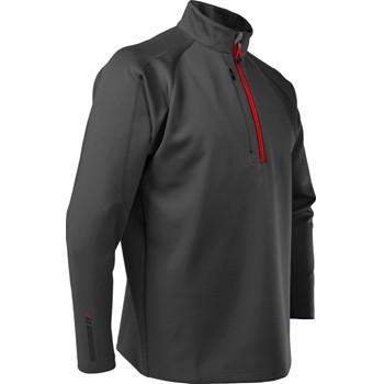 Sun Mountain ThermalFlex Half-Zip Outerwear Pullover Apparel