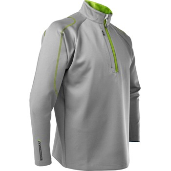 Sun Mountain ThermalFlex Half-Zip Outerwear Pullover Apparel