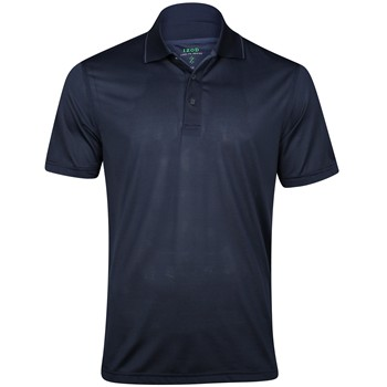 Izod Performance SwingFlex Pencil Stripe Shirt Polo Short Sleeve Apparel