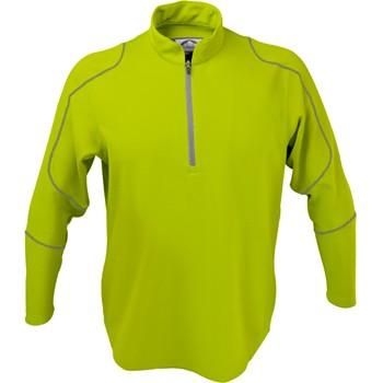 Sun Mountain Second Layer Half-Zip Outerwear Pullover Apparel