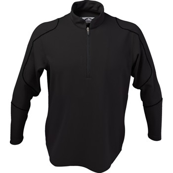 Sun Mountain Second Layer Half-Zip Outerwear Pullover Apparel