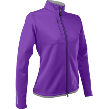 Sun Mountain ThermalFlex Stretch Full-Zip Outerwear Wind Jacket Apparel