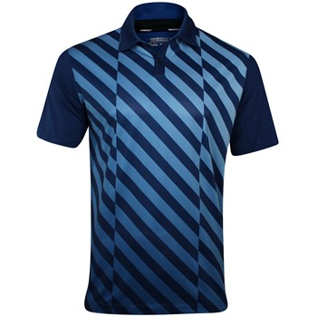 Nike Dri-Fit Fashion Graphic Stretch Shirt Polo Short Sleeve Apparel