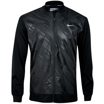 Nike Dri-Fit Full-Zip Cold Weather Cover-Up Outerwear Pullover Apparel