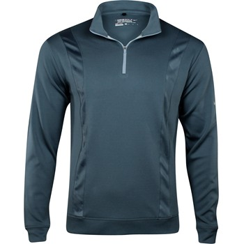 Nike Dri-Fit Elevated Half-Zip Cover-Up Outerwear Pullover Apparel