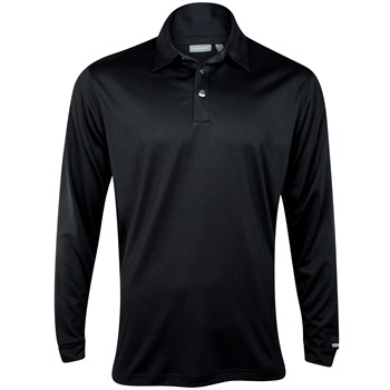 Ashworth EZ-TEC2 Performance EZ-SOF L/S Golf Shirt Polo Long Sleeve Apparel
