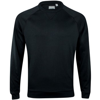 Ashworth Mesh Back Fleece Outerwear Pullover Apparel