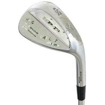 Mizuno MP T-11 White Satin Chrome Custom 3 Wedge Preowned Golf Club