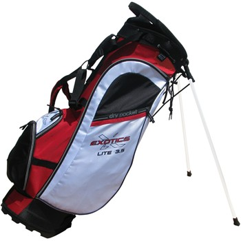 Tour Edge Exotics Lite 3.5 Stand Golf Bag