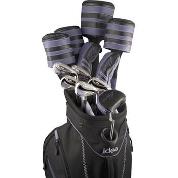 Adams Idea Blackberry Club Set Preowned Golf Club