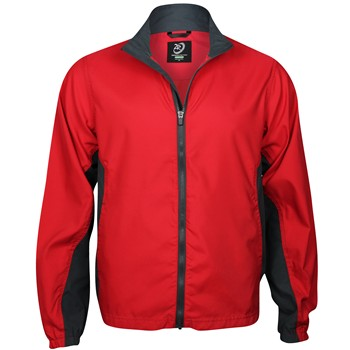 Zero Restriction Lightweight Full-Zip Outerwear Wind Jacket Apparel