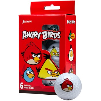 Srixon Angry Birds Golf Ball Balls