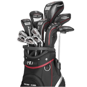Adams Idea a12OS 12-Piece Integrated Club Set Golf Club