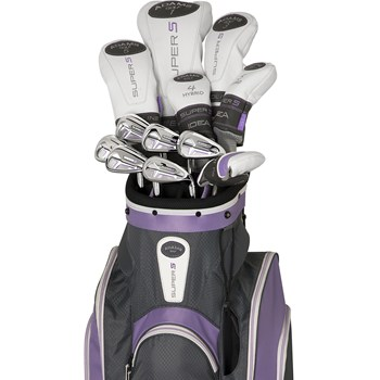 Adams Idea Super S Lavender Club Set Golf Club