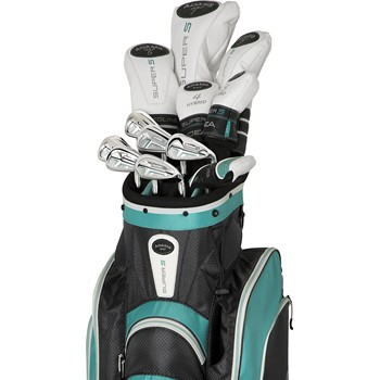 Adams Idea Super S Teal Club Set Golf Club